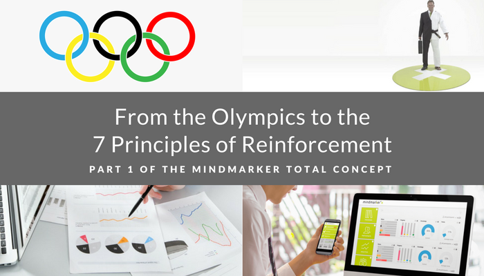 From the Olympics to the 7 Principles of Reinforcement