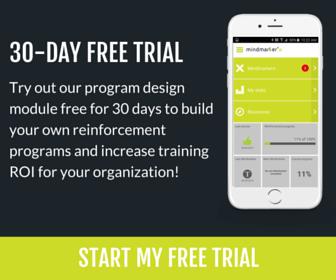 Mindmarker Program Design Module Free Trial Offer
